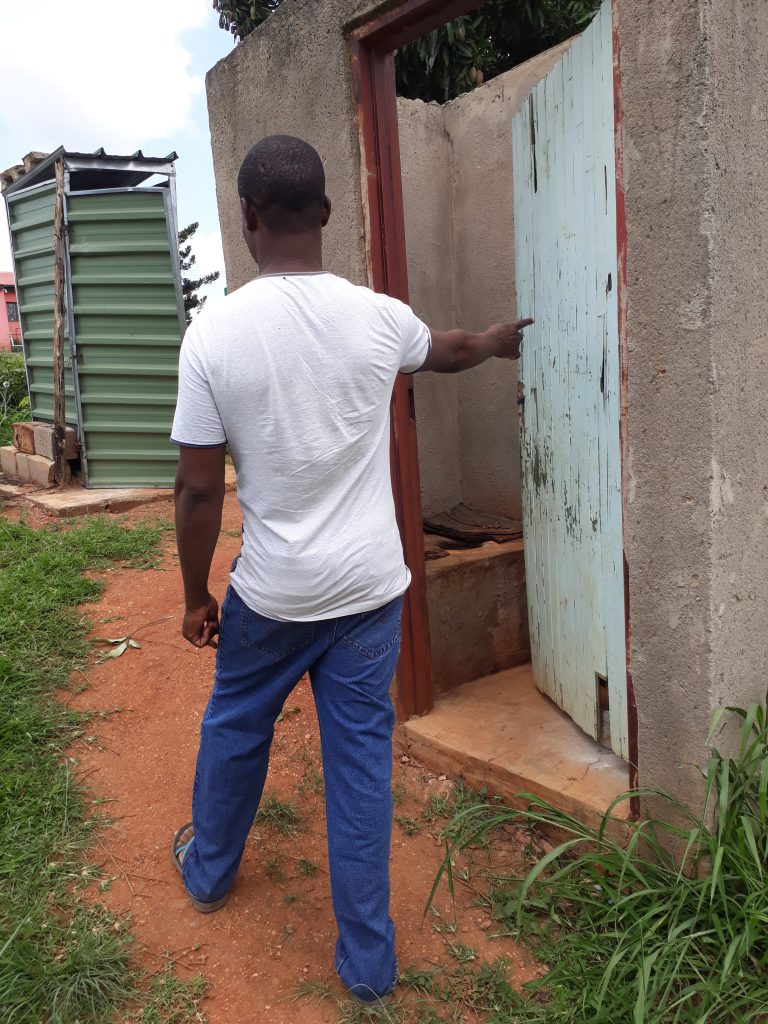 Residents plead for government to address pit toilets